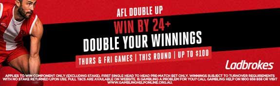 Ladbrokes Double Your Winnings