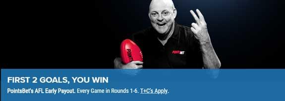 Pointsbet AFL Special