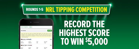 TAB Tipping Comp