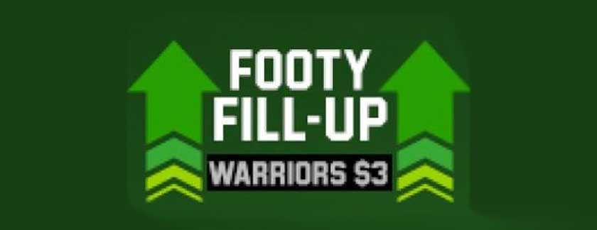 Unibet - Warriors $3 to win