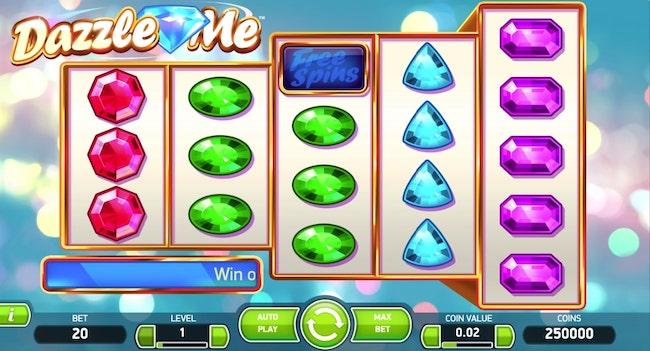 Dazzle Me Megaways Slot Machine