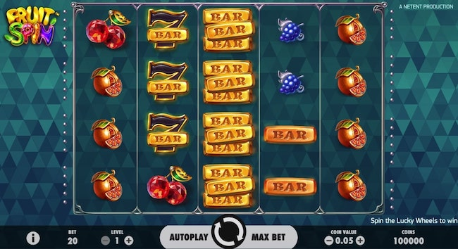 Fruit Spin Slot Spin Free Play