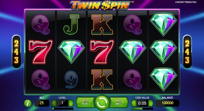 Twin Spin slot Free Play